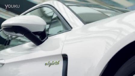 2016巴黎车展 保时捷Panamera 4 E-Hybrid强劲动力