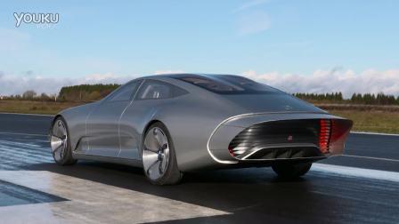 梅赛德斯奔驰 智能汽车Concept IAA