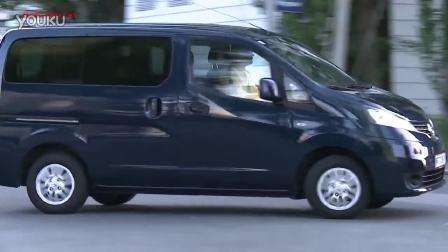 Nissan NV200 外观内饰介绍