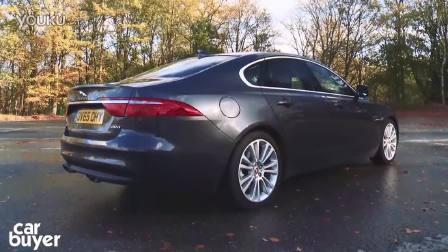 海外试驾 英伦绅士 全新捷豹Jaguar XF