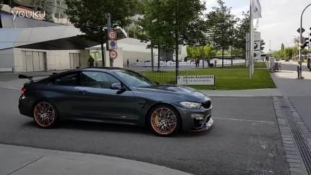 2016成都车展预热 BMW M4 GTS