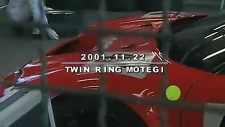 土屋试驾1995年本田NSX勒芒赛车