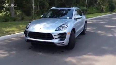 保时捷Macan Turbo视频