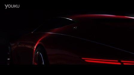 超未来之车 梅赛德斯-迈巴赫 6概念车