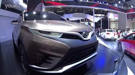 由宾尼法利纳公司设计的东南汽车DX亮相