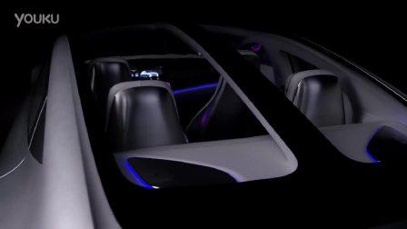 未来概念车 梅赛德斯奔驰 IAA