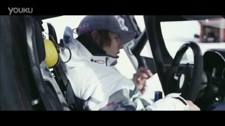 Betsafe车队 超级跑车高山雪坡上漂移