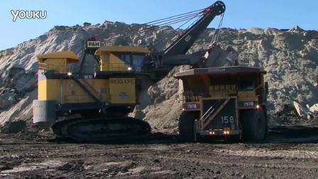 世界上最大的挖掘机