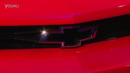 更犀利 2016款雪佛兰科迈罗ZL1实车发布