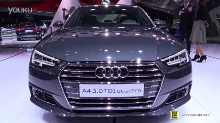 2015款奥迪Audi A4 内外动态展示