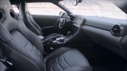 抢先观看 海外试驾新款日产GT-R