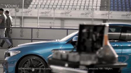 2016北京车展预热 强悍的小精灵宝马M2