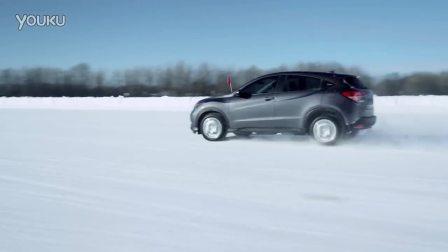 2016款本田HR-V 雪地安全驾驶