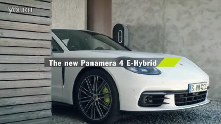 新款保时捷Panamera 4 E-Hybrid 勇气可以改变任何事情