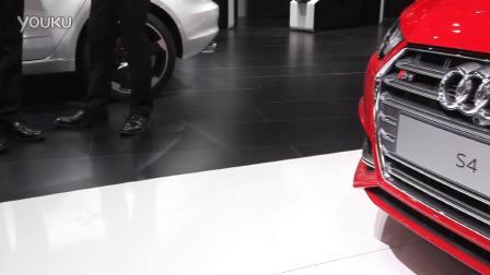 2016北京车展 高性能中型车全新奥迪S4