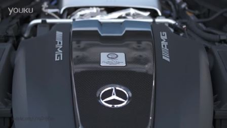 2017款奔驰AMG GT R 极速体验