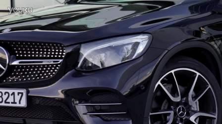 2016巴黎车展 奔驰 AMG GLC 43 Coupe