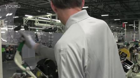 2017款雷克萨斯ES 生产过程全曝光