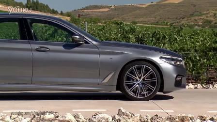 2017款BMW 5系 再续传奇色彩