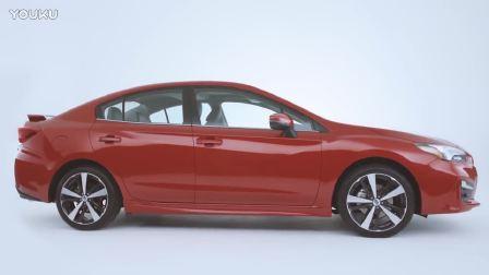 2017款斯巴鲁翼豹全新车型介绍展示