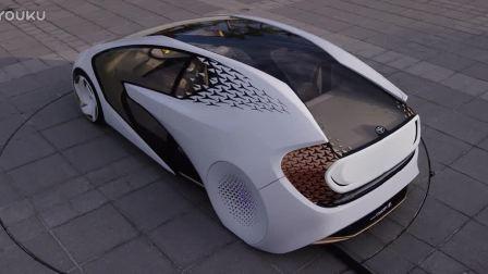丰田Concept-i 带你走近未来科技世界