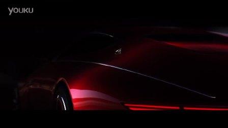 奔驰迈巴赫6概念车华丽展示 震慑四方