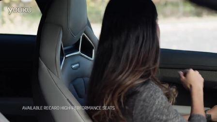 2017款进口凯迪拉克ATS-V 精良之作
