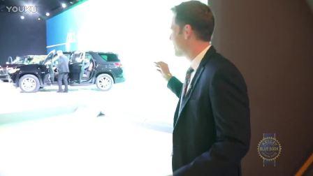 2017北美车展 2018款雪佛兰Traverse空间展示