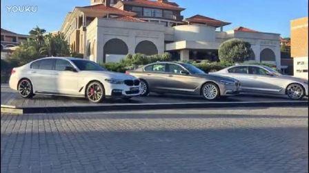 2017 BMW 5 Series M 多角度展示