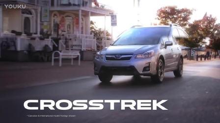 2017斯巴鲁XV Crosstrek SUV各种路况漫步精彩广告