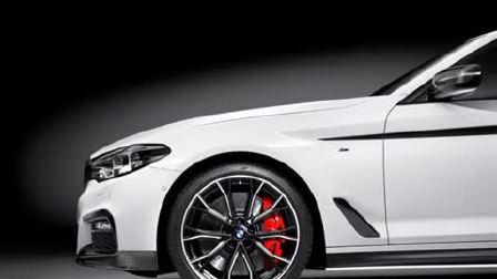 2017 BMW 5 Series M 漂亮的外观展示