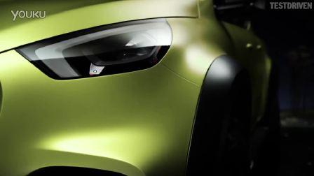 奔驰X-Class概念车发布 突破皮卡新领域