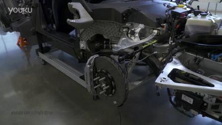 2017款福特GT 生产过程实拍