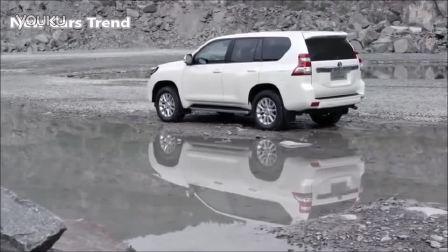 2016丰田普拉多Toyota Prado选择你的路