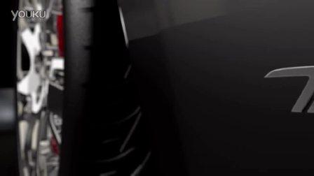 玛莎拉蒂GT唯美三维动画赏析科技感十足