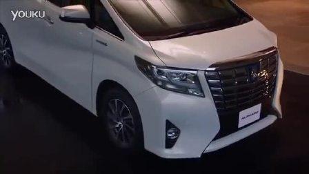全新丰田埃尔法ALPHARD 全方位展示