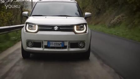 铃木全新小型SUV Ignis360°全方位展示