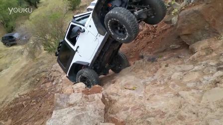 试驾jeep牧马人