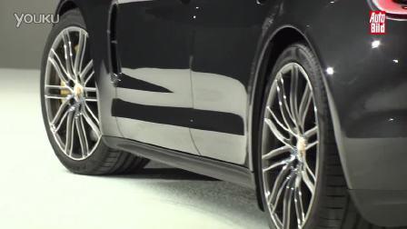 2017款保时捷Panamera展示