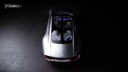 梅赛德斯奔驰智能概念汽车 Concept IAA