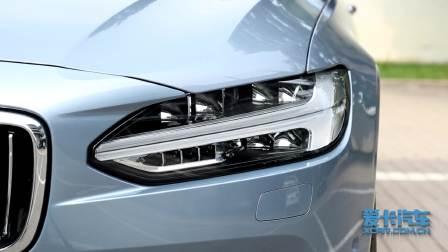 沃尔沃S90长轴 灯光展示