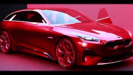 起亚推出概念车型展示