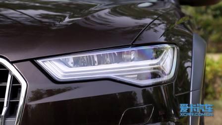 奥迪A6 allroad 灯光展示