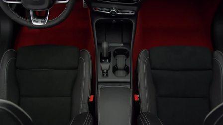新的沃尔沃XC40 室内设计