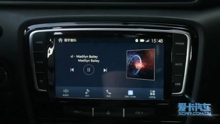 【全车功能展示】 新骏派D60 娱乐及通讯系统展示