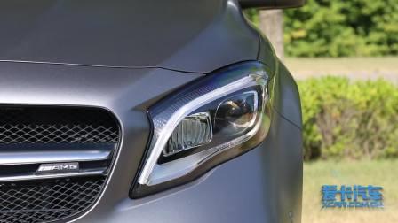 【全车功能展示】奔驰GLA级AMG 灯光展示