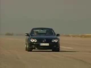 卡尔森 SL55 AMG性能测试