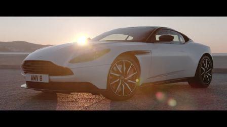 搭载V8引擎的阿斯顿马丁DB11 展露运动的本性