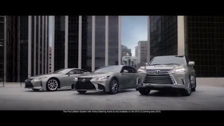 雷克萨斯最新广告—创新未来
