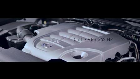 雷克萨斯LX 570 新特性